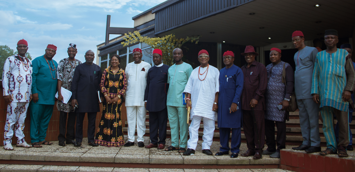 Ohanaeze executives